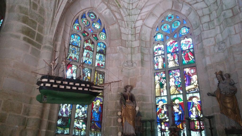 3617-Intérieur de la Chapelle