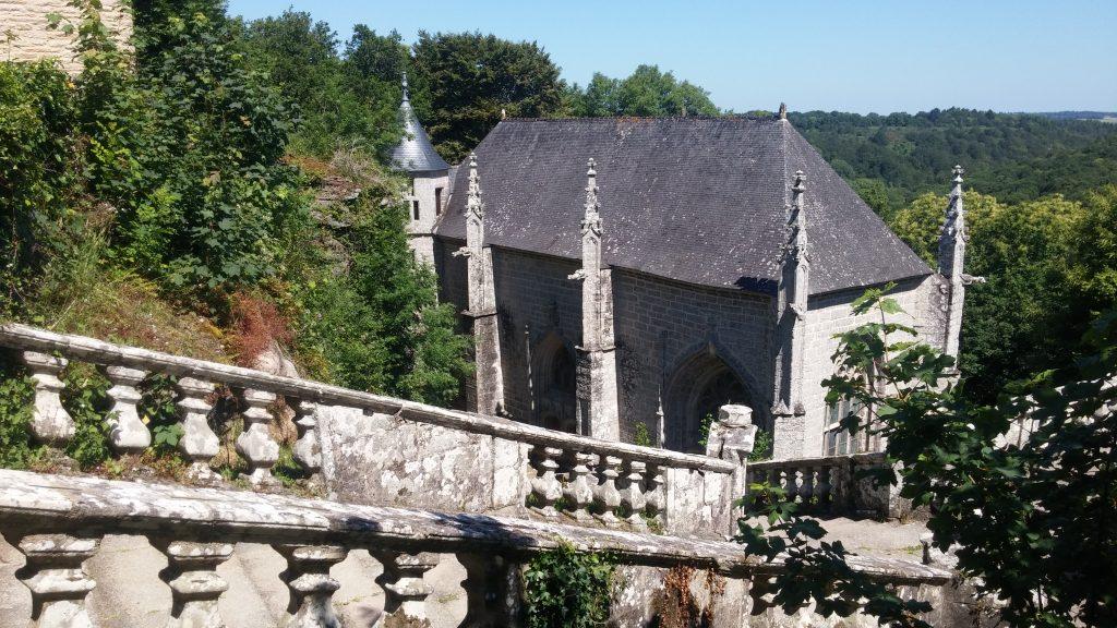 3618-La Chapelle Sainte Barbe au Faouet